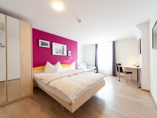 Hotel Zugertor Singel room 3