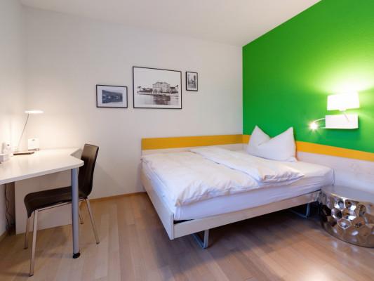 Hotel Zugertor Singel room 1