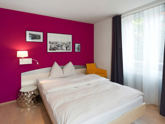 Hotel Zugertor Singel room 2