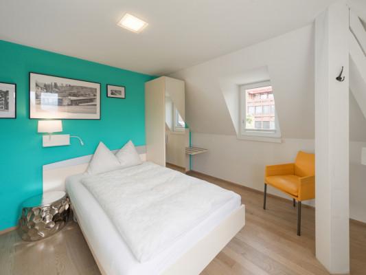 Hotel Zugertor Singel room 7