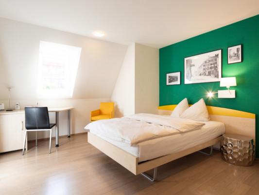 Hotel Zugertor Singel room 9
