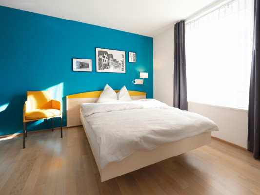 Hotel Zugertor Singel room 5