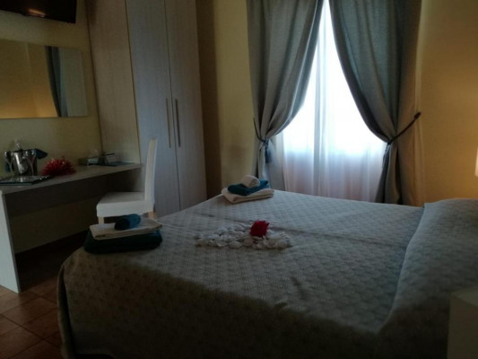 Hotel Calabattaglia Double room with sea view 0