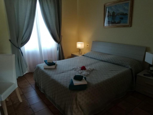 Hotel Calabattaglia Double room with sea view 1