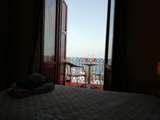 Hotel Calabattaglia Double room with sea view 3