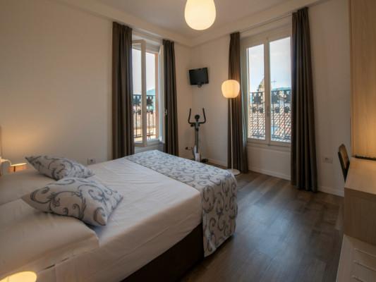 Albergo Ristorante La Rocca Double room comfort with view or balcony 0