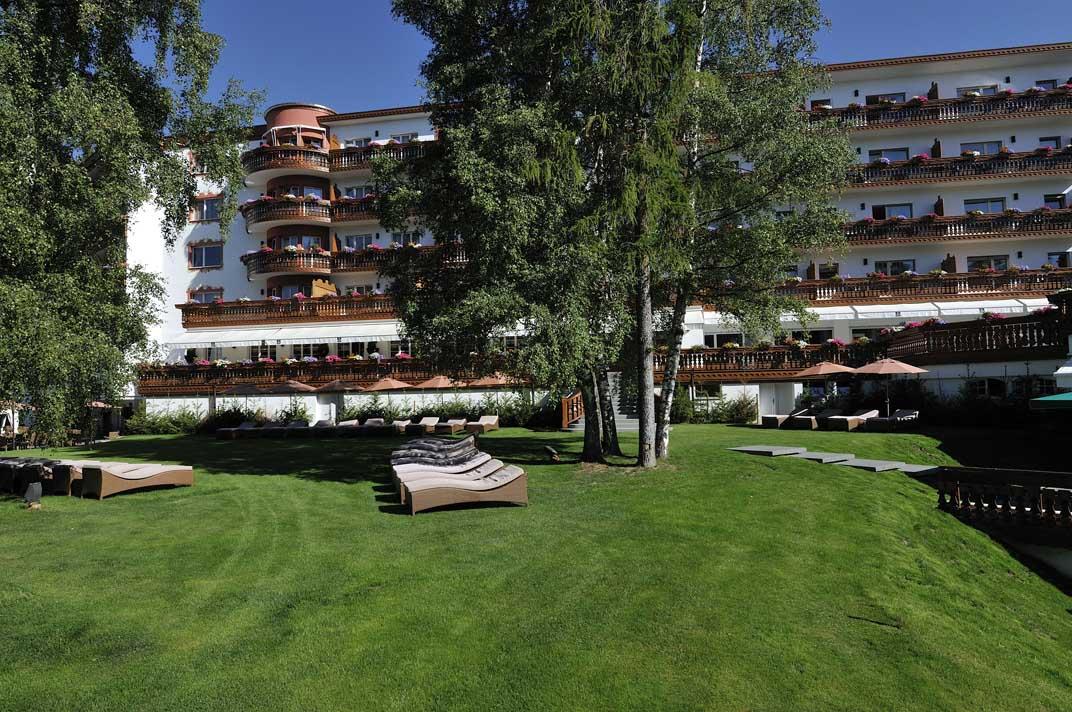 Grand Hôtel du Golf & Palace 15