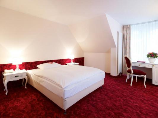 Hotel Mozart Single room Grandlit 0