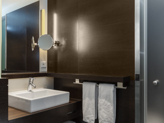 Four Points by Sheraton Sihlcity Zurich Contemporary King Room 1