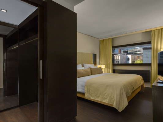 Four Points by Sheraton Sihlcity Zurich Urban Living Suite 1