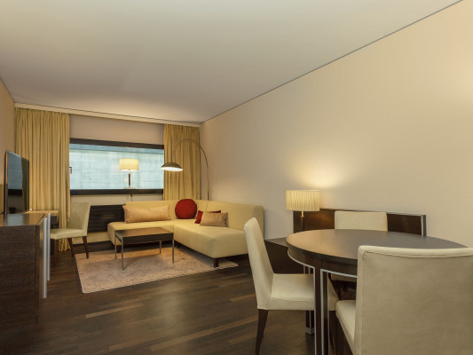 Four Points by Sheraton Sihlcity Zurich Urban Living Suite 0