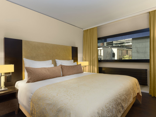 Four Points by Sheraton Sihlcity Zurich Urban Living Suite 2