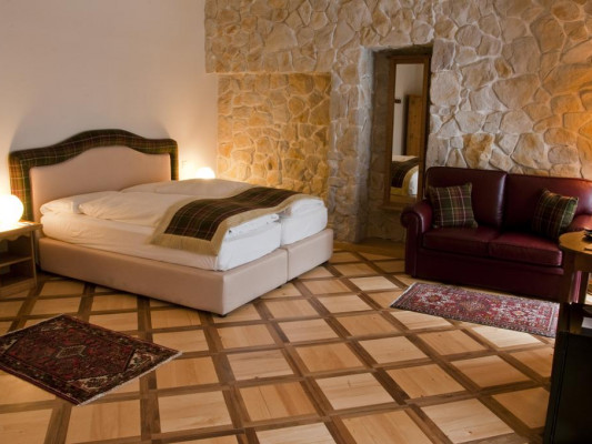 Hotel Bernina 1865 Double room Deluxe 3