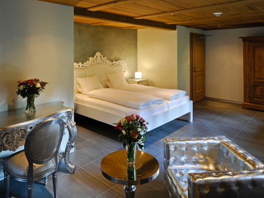 Griesalp Hotels Double room Deluxe 4