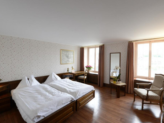 Hotel Restaurant Rheinfels Double room 0