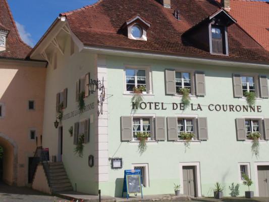 Hôtel de la Couronne 0