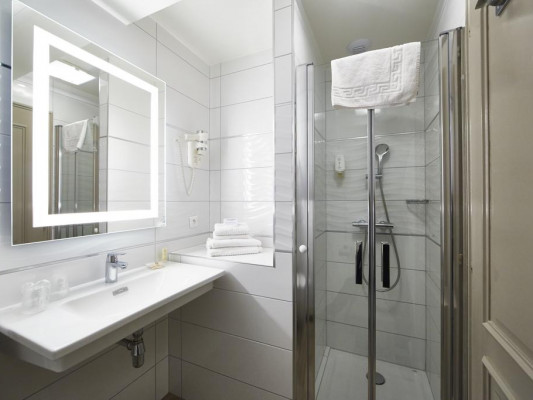 Best Western Hotel Au Cheval Blanc Double room Comfort 2