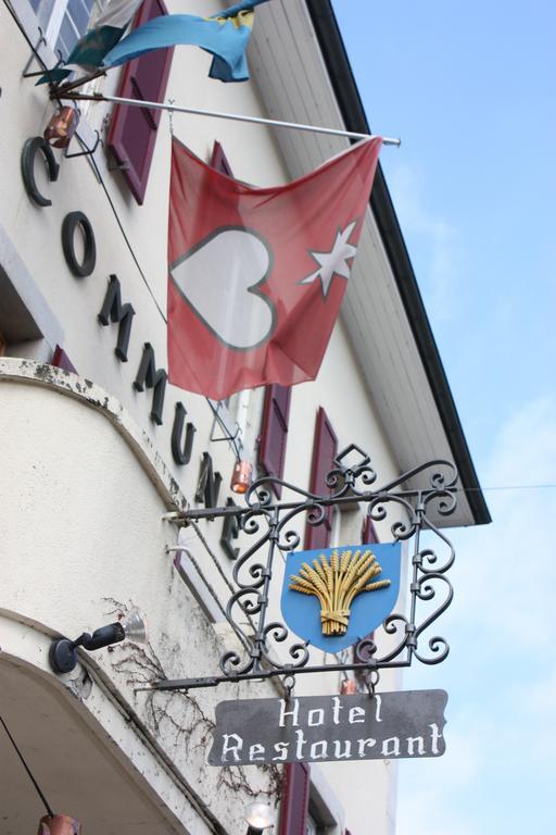 Hôtel-Restaurant de Commune 1
