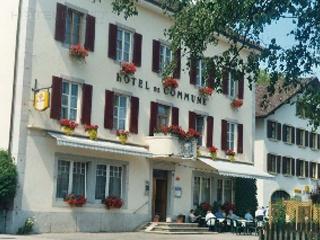 Hôtel-Restaurant de Commune 0