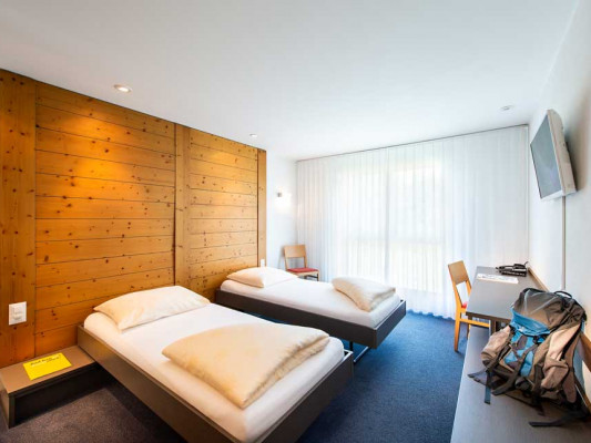 Swiss Heidi Hotel Double room 2