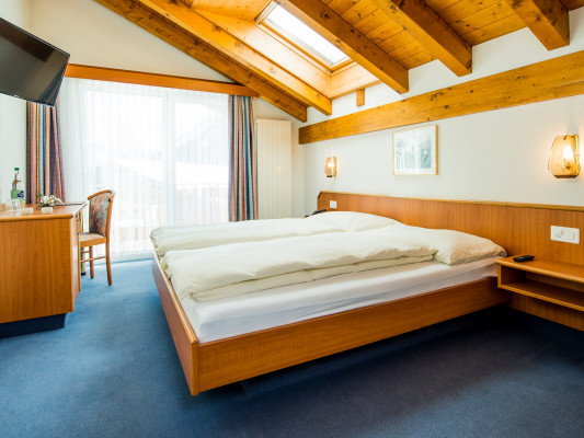 Alpenperle Double room Standard 1