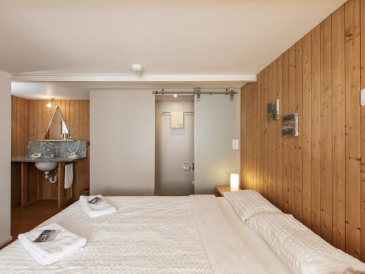 Gasthaus Rössli Double room 3