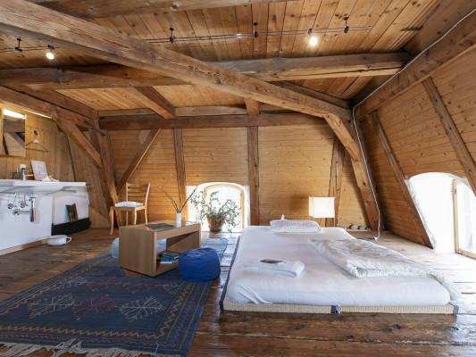 Gasthaus Rössli Double room 4