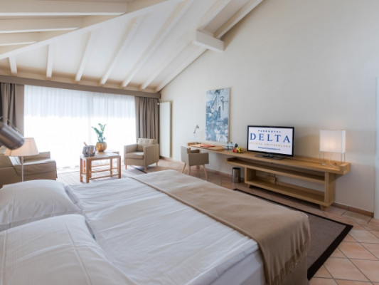 Parkhotel Delta, Wellbeing Resort Delta Junior Suite 1