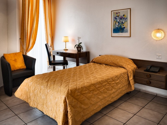 Hotel dell'Angelo Single Room 1