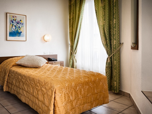 Hotel dell'Angelo Single Room 2