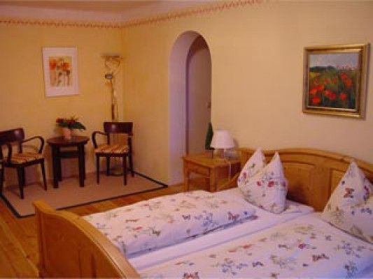 Landhaus Strussnighof Double room 0