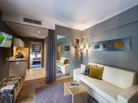 Alia Vital Appart-Hotel Appartement Superior 37-44 m2 3
