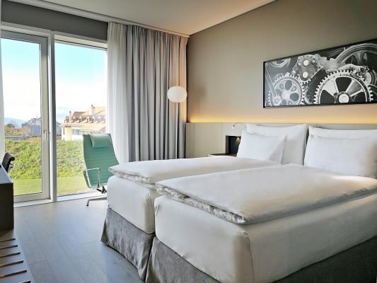 MODERN TIMES HOTEL Doppelzimmer mit Gartenblick 0
