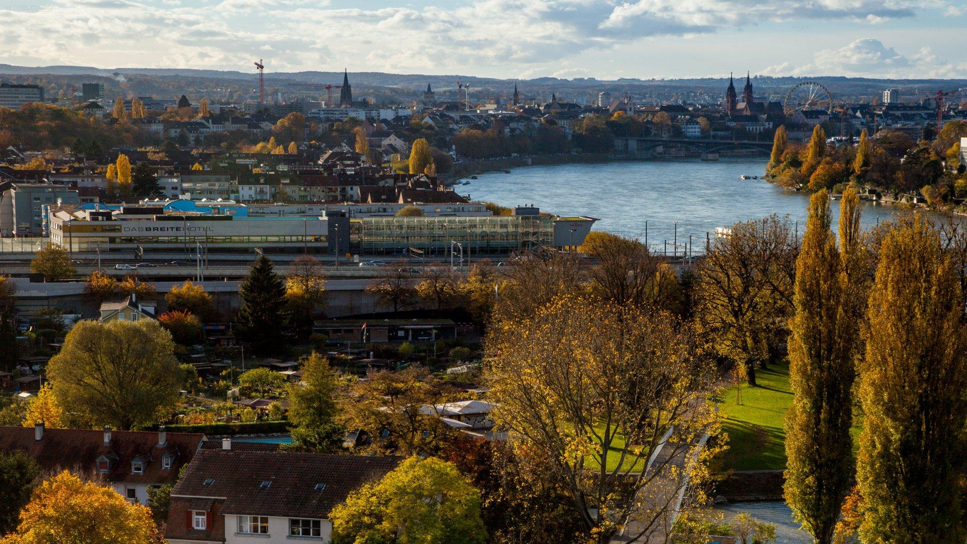 DASBREITEHOTEL am Rhein 20