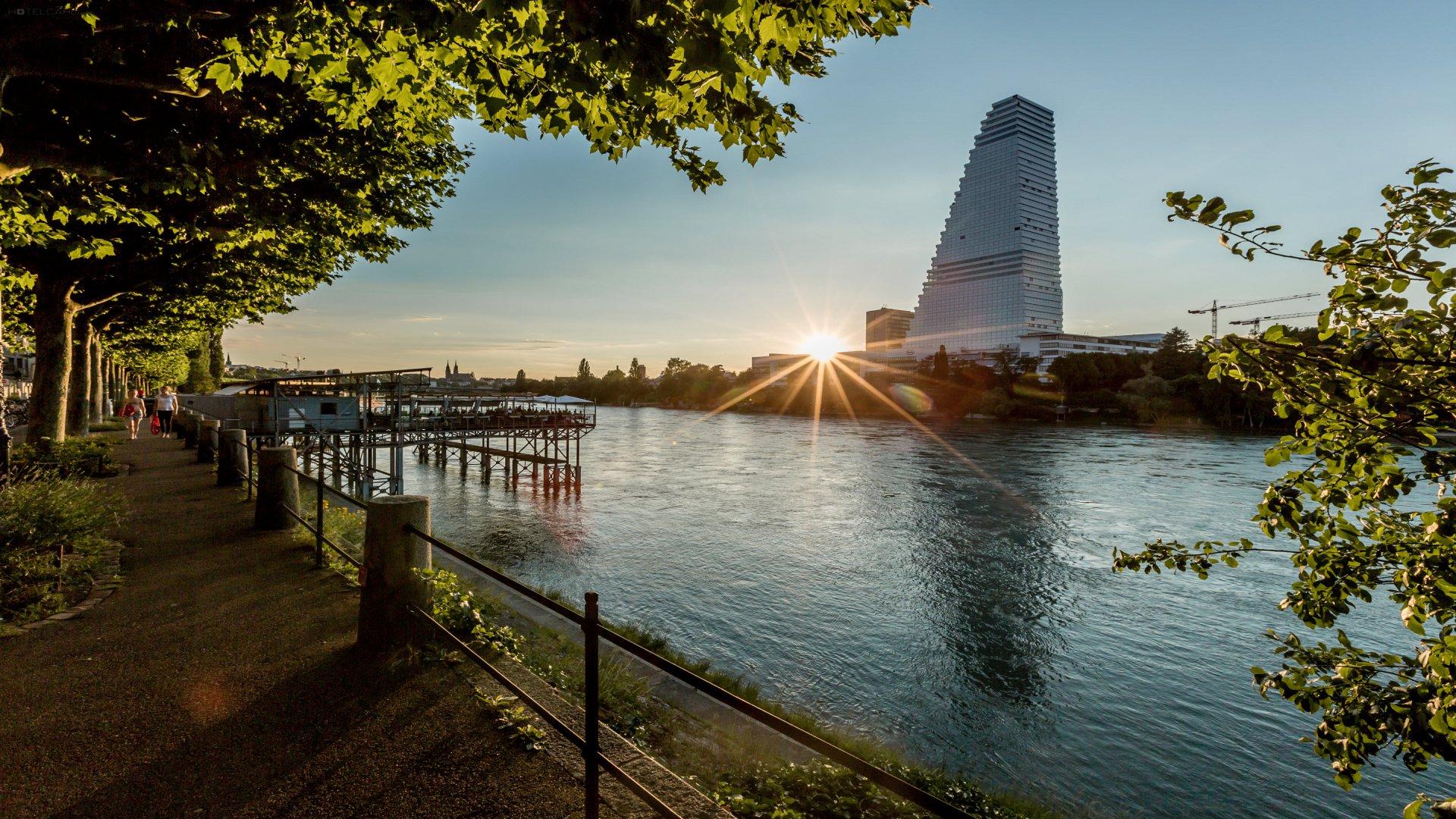 DASBREITEHOTEL am Rhein 21