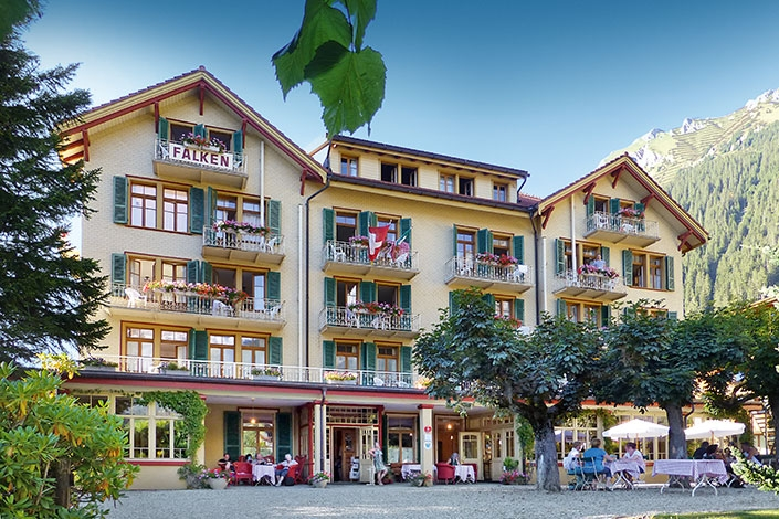 Hotel Falken 0
