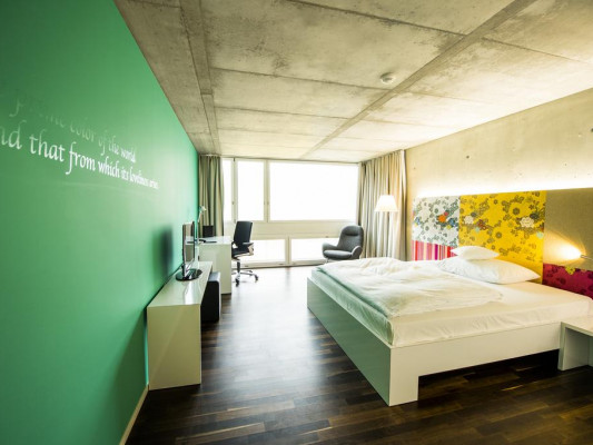 HOTEL APART - Welcoming I Urban Feel I Design Room Executive (35m²) 1
