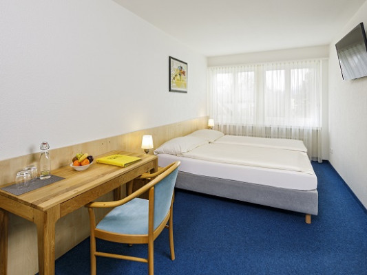 Central Hotel Post Chur Double room Superior 2