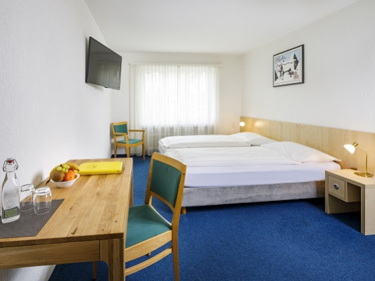 Central Hotel Post Chur Double room Superior 1