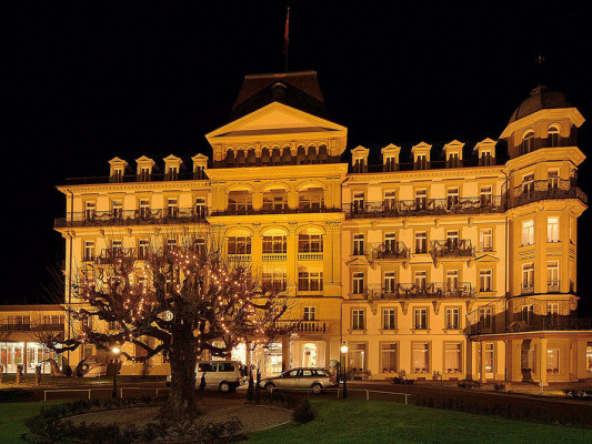 Lindner Grand Hotel Beau Rivage 2