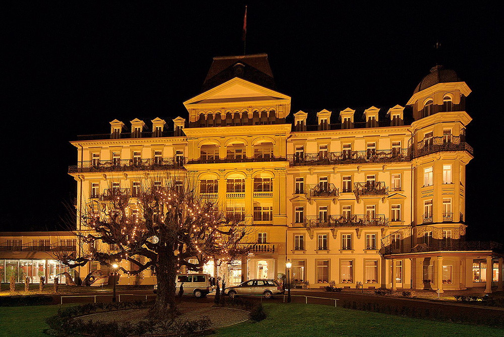 Lindner Grand Hotel Beau Rivage 1