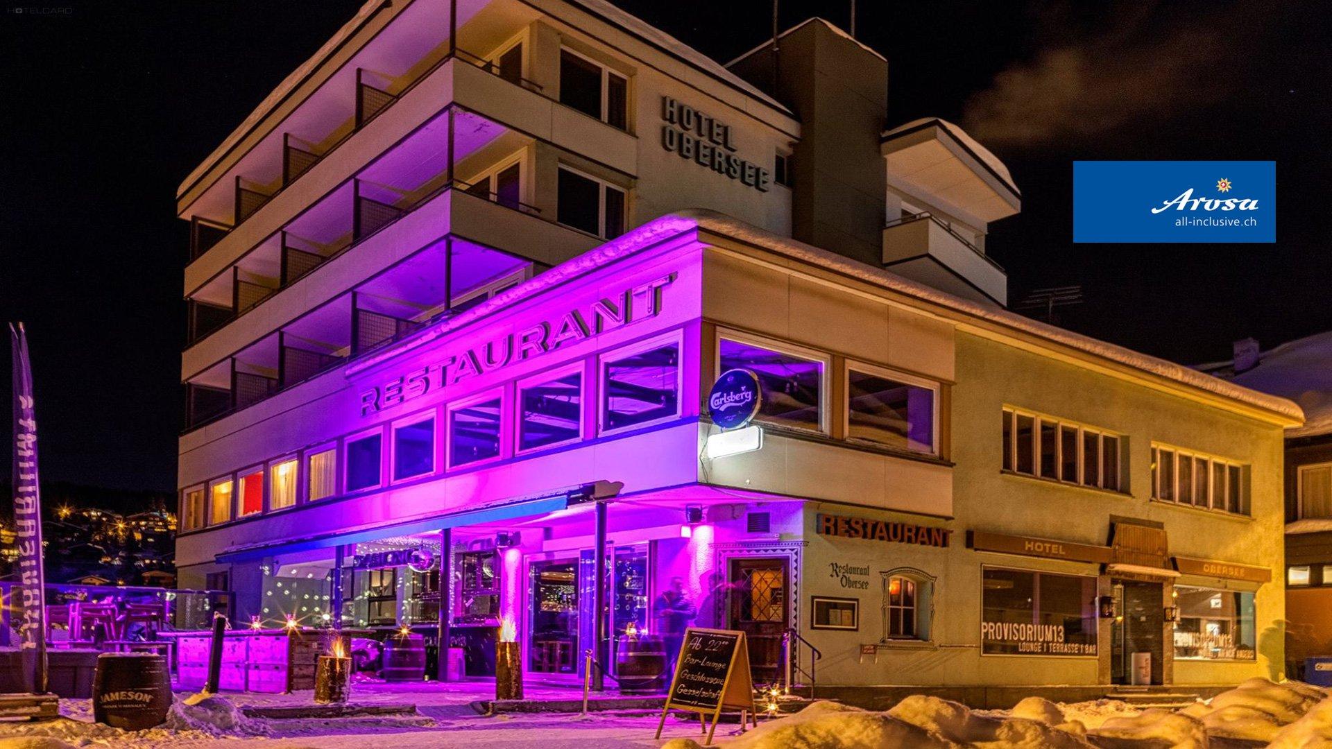 Hotel Provisorium 13 ehem. Hotel Obersee 0