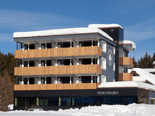 Hotel Provisorium 13 ehem. Hotel Obersee 2
