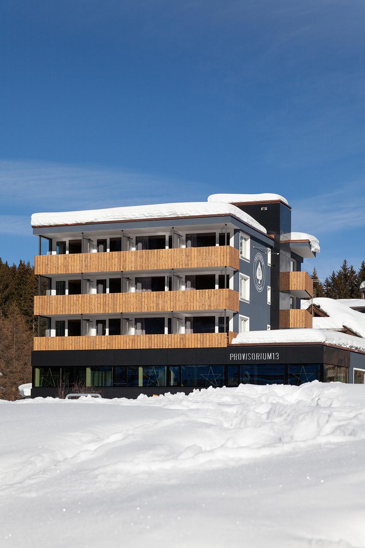 Hotel Provisorium 13 ehem. Hotel Obersee 8