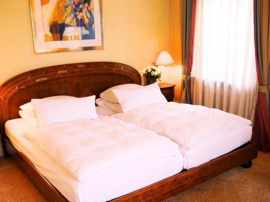 Relais & Chateaux Villa Hammerschmiede Room deluxe 0