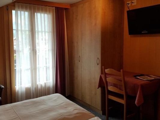 Hotel Garni Alpenruh Room with shower/toilet 6