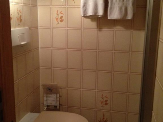 Hotel Garni Alpenruh Room with shower/toilet North 3
