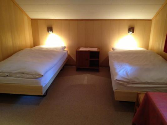 Hotel Garni Alpenruh Room with shower/toilet North 0