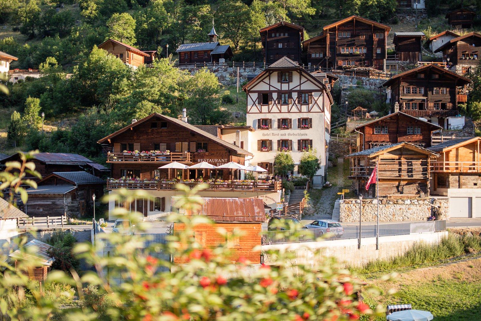 Hotel Nest- und Bietschhorn 0