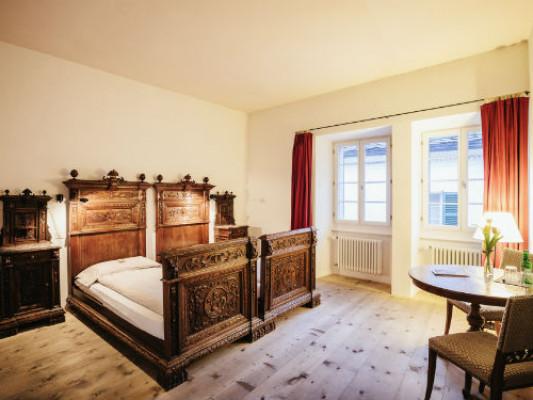 Swiss Historic Hotel Albrici Double room Superior 2